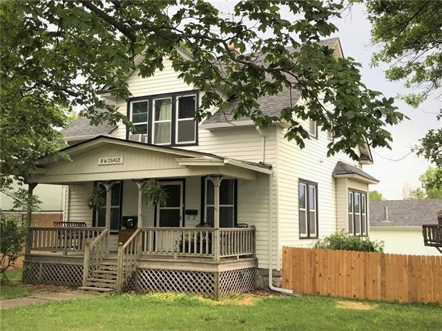 9 W Osage Street, Paola, KS 66071 (#2157380) :: No Borders Real Estate