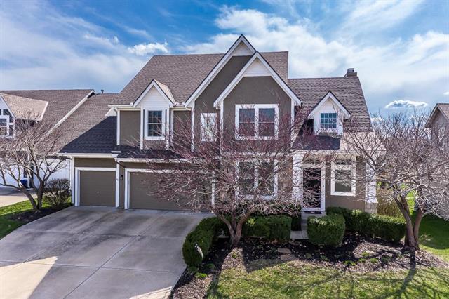 21109 W 61st Street, Shawnee, KS 66226 (#2157409) :: No Borders Real Estate