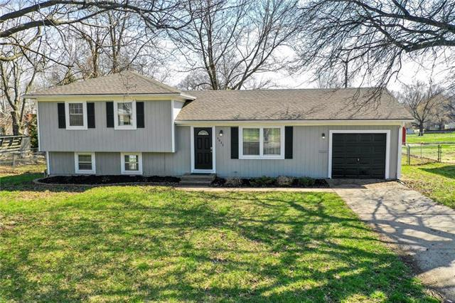4823 Berry Road, Kansas City, KS 66106 (#2157508) :: House of Couse Group
