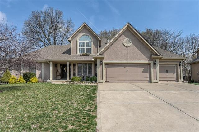6235 NW Forest Drive, Parkville, MO 64152 (#2157607) :: Edie Waters Network