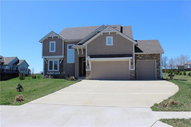 425 Pierse Hollow Street, Raymore, MO 64083 (#2157617) :: No Borders Real Estate