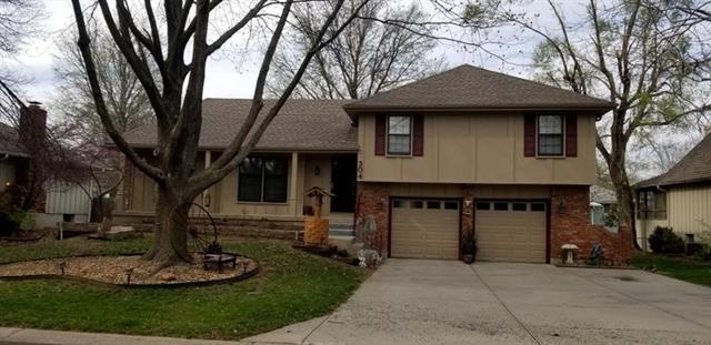 304 Chadwick Street, Belton, MO 64012 (#2157774) :: House of Couse Group