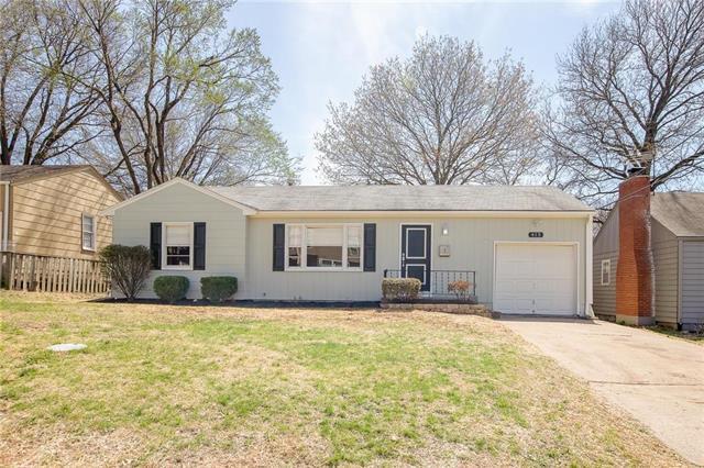 415 W 87th Terrace, Kansas City, MO 64114 (#2157814) :: Clemons Home Team/ReMax Innovations