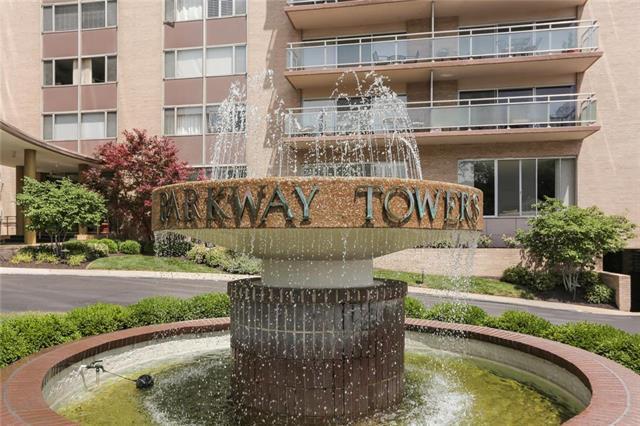4545 Wornall Road #901, Kansas City, MO 64111 (#2157838) :: Team Real Estate