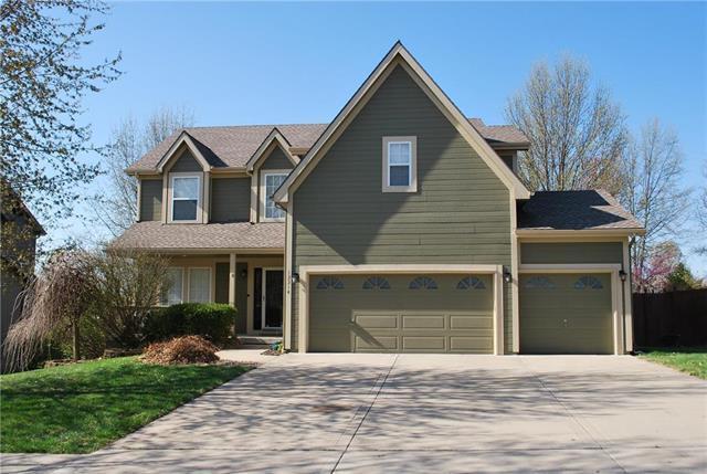 13314 Redwood Lane, Smithville, MO 64089 (#2157964) :: Eric Craig Real Estate Team