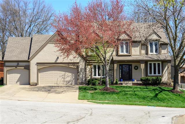 1012 W 120th Terrace, Kansas City, MO 64145 (#2158004) :: House of Couse Group