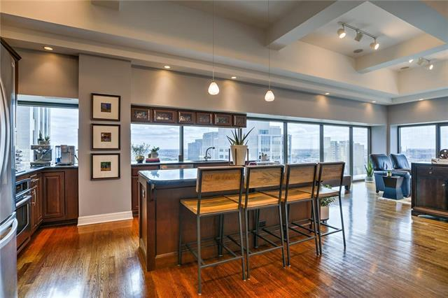 1101 Walnut Street #1809, Kansas City, MO 64106 (#2158169) :: Team Real Estate