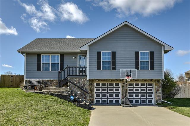 1001 Coneflower Street, Smithville, MO 64089 (#2158284) :: Eric Craig Real Estate Team