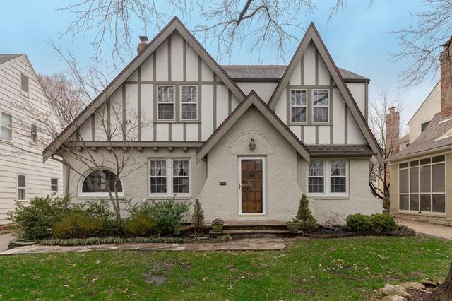 1235 W 71st Terrace, Kansas City, MO 64114 (#2158301) :: House of Couse Group