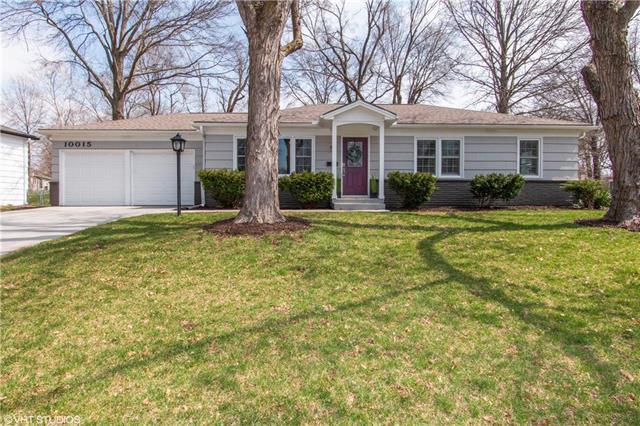 10015 Horton Drive, Overland Park, KS 66207 (#2158326) :: House of Couse Group