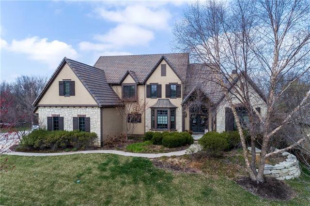 21214 W 95th Terrace, Lenexa, KS 66220 (#2158344) :: Team Real Estate