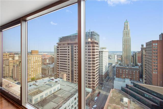 1101 Walnut Street #1502, Kansas City, MO 64106 (#2158403) :: Team Real Estate