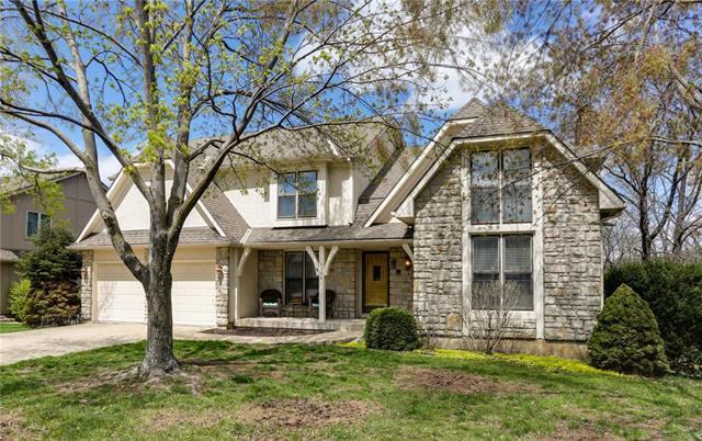 14504 W 83rd Place, Lenexa, KS 66215 (#2158655) :: House of Couse Group