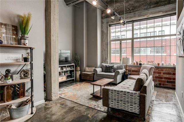 321 W 7TH Street #604, Kansas City, MO 64105 (#2158682) :: Edie Waters Network