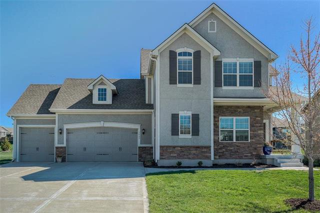 7845 N Walrond Avenue, Kansas City, MO 64119 (#2158796) :: House of Couse Group