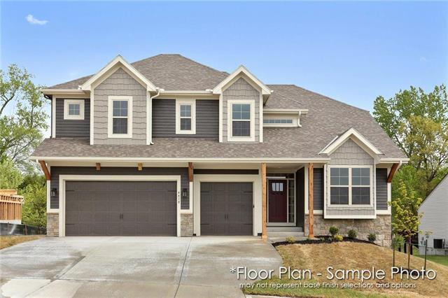 10516 N Randolph Avenue, Kansas City, MO 64157 (#2158813) :: House of Couse Group