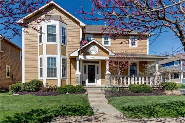4517 W 161st Place, Overland Park, KS 66085 (#2158923) :: Eric Craig Real Estate Team