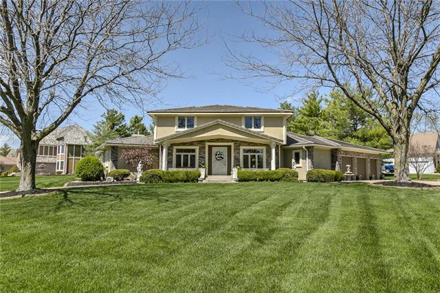 1800 SW Fountain Drive, Lee's Summit, MO 64081 (#2159063) :: House of Couse Group