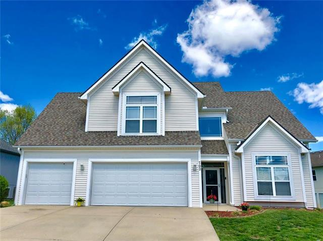 702 Lucille Street, Liberty, MO 64068 (#2159103) :: No Borders Real Estate