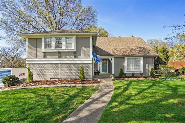 4510 W 95th Street, Prairie Village, KS 66207 (#2159242) :: The Shannon Lyon Group - ReeceNichols