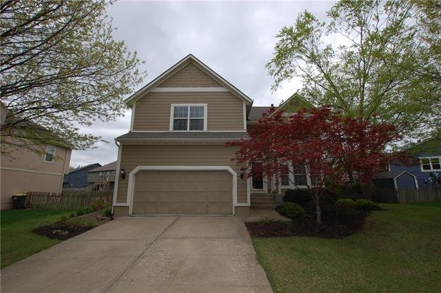 7709 W 155th Street, Overland Park, KS 66223 (#2159314) :: No Borders Real Estate