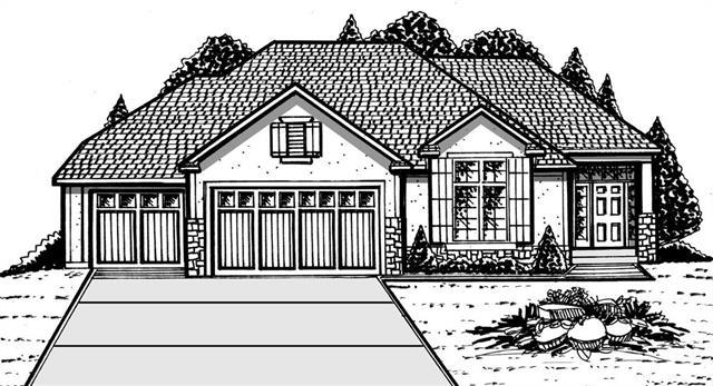 2809 NE 92nd Street, Kansas City, MO 64156 (#2159338) :: House of Couse Group