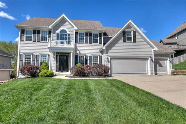 6080 NW Forest Drive, Parkville, MO 64152 (#2159392) :: Edie Waters Network