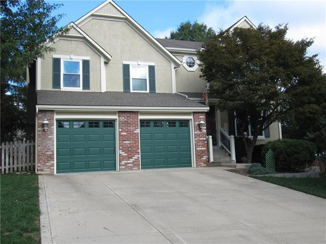 204 SE Sumpter Drive, Lee's Summit, MO 64063 (#2159421) :: House of Couse Group