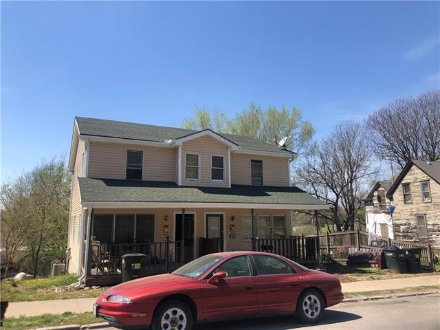 810 N 6th Street, St Joseph, MO 64505 (#2159489) :: Team Real Estate