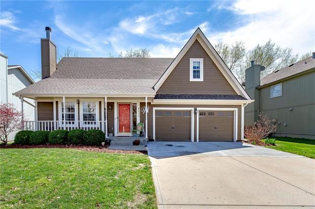 8633 NE 72nd Terrace, Kansas City, MO 64158 (#2159523) :: House of Couse Group