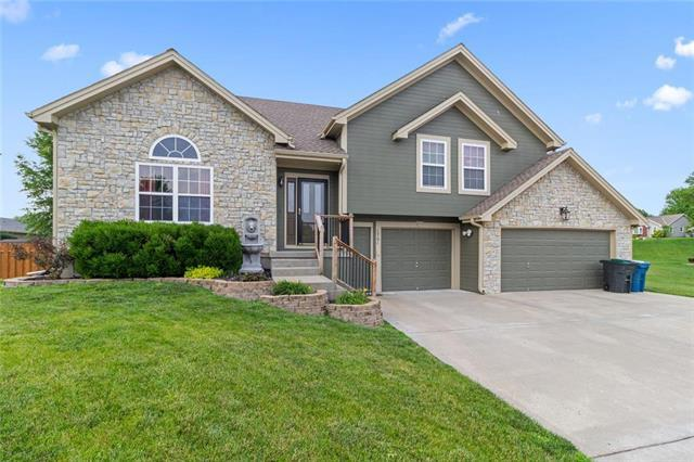 1701 Rockwater Lane, Kearney, MO 64060 (#2159539) :: Eric Craig Real Estate Team