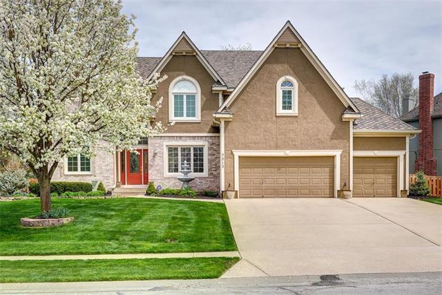 7313 Oakview Street, Shawnee, KS 66216 (#2159655) :: Team Real Estate