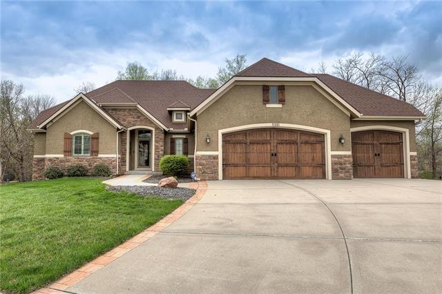 11310 Zachary Drive, Liberty, MO 64068 (#2159672) :: No Borders Real Estate