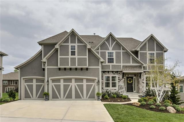 11617 W 158th Street, Overland Park, KS 66221 (#2159736) :: House of Couse Group