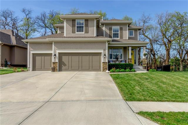 16762 W 163rd Terrace, Olathe, KS 66062 (#2159815) :: No Borders Real Estate