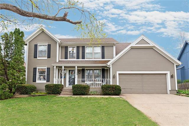 11608 S Burch Street, Olathe, KS 66061 (#2159856) :: Team Real Estate