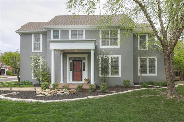 12441 Westgate Street, Overland Park, KS 66213 (#2159888) :: House of Couse Group