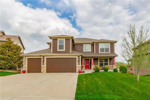 2229 SW River Spring Court, Lee's Summit, MO 64082 (#2159934) :: House of Couse Group