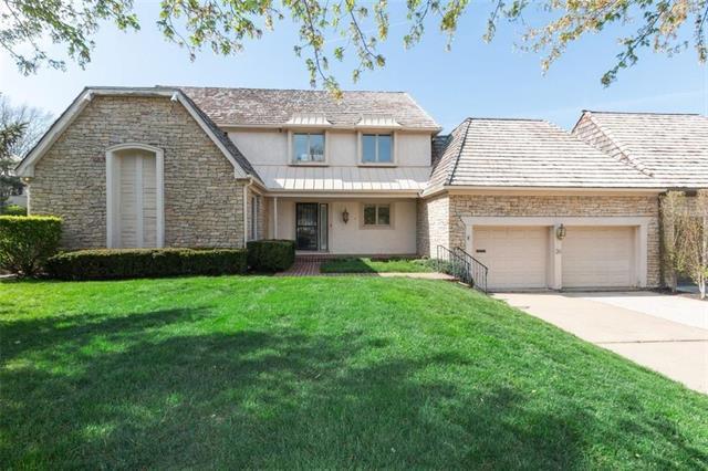36 Le Mans Court, Prairie Village, KS 66208 (#2159970) :: NestWork Homes