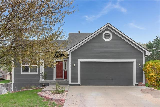 2530 NE Springbrook Street, Blue Springs, MO 64014 (#2159972) :: Team Real Estate