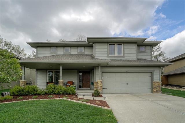 497 W Elizabeth Street, Olathe, KS 66061 (#2160013) :: No Borders Real Estate