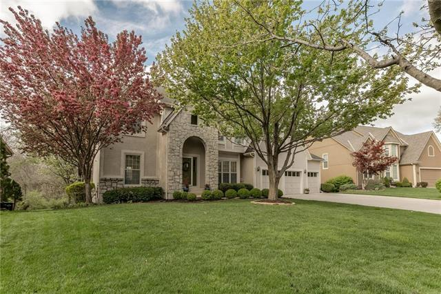 8809 W 131st Place, Overland Park, KS 66213 (#2160041) :: No Borders Real Estate