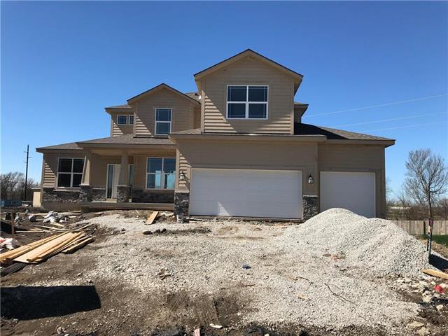 16798 S Skyview Lane, Olathe, KS 66062 (#2160061) :: Team Real Estate