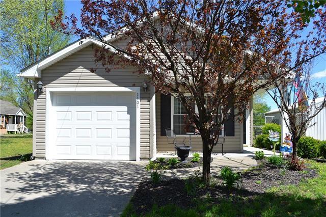 1101 S Lexington Street, Harrisonville, MO 64701 (#2160140) :: Team Real Estate