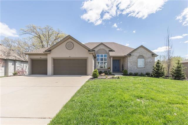 15419 N Bales Road, Smithville, MO 64089 (#2160187) :: Eric Craig Real Estate Team