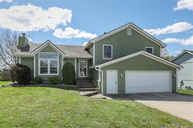 557 White Oak Lane, Liberty, MO 64068 (#2160201) :: House of Couse Group