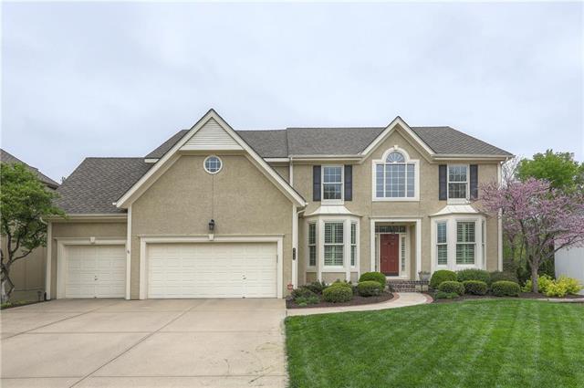 9618 W 128th Terrace, Overland Park, KS 66213 (#2160298) :: NestWork Homes
