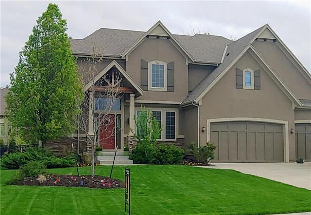 12108 W 164th Street, Overland Park, KS 66221 (#2160323) :: No Borders Real Estate