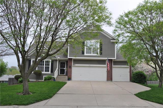 821 NE Emily Lane, Lee's Summit, MO 64086 (#2160351) :: NestWork Homes