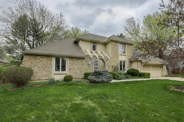 2304 W 120th Terrace, Leawood, KS 66209 (#2160456) :: No Borders Real Estate